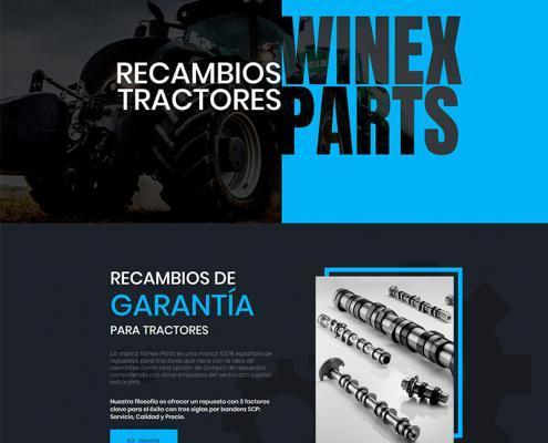 winex parts